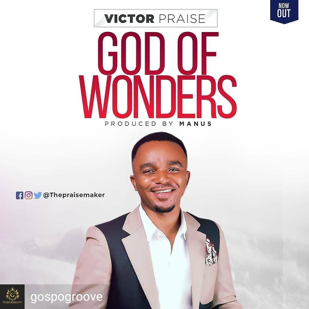 God of Wonders – Victor Praise
